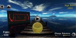 Horizontal Ball screenshot 1/2