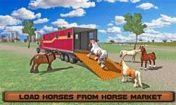 Horse Stunts Transporter Truck screenshot 1/3