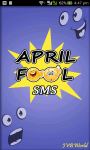 April Fool SMS screenshot 1/6