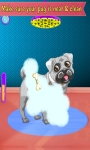 Pug Pet vet Doctor kids game screenshot 4/5