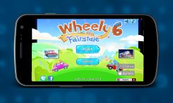 Wheely 6 fairytale screenshot 1/3