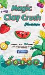 Magic Clay Crush : Fruits Jam screenshot 1/6