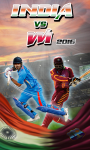 India Vs WI 2016 screenshot 1/6