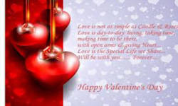 Pic of Valentine quotes wallpaper screenshot 3/4
