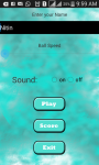 Pic of Baunce ball  unity screenshot 1/4