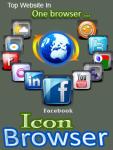 Icon Browser screenshot 1/4