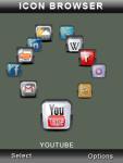 Icon Browser screenshot 2/4