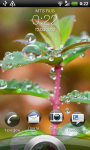 Morning dew Live Wallpaper screenshot 2/2