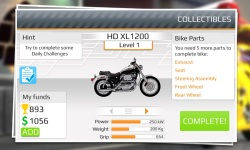 Drag Racing:Bike Edition screenshot 6/6