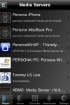 media:connect for DLNA and UPnP media streaming screenshot 1/1