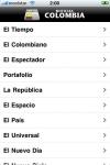 Noticias Colombia screenshot 1/1