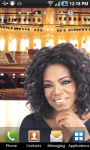 Oprah Winfrey Live Wallpaper screenshot 1/3