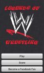 Legends ok Wrestling Quiz screenshot 1/1