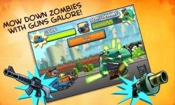 No Zombies Allowed screenshot 1/4