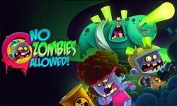 No Zombies Allowed screenshot 4/4