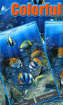Colorful Fish Live Wallpaper Free screenshot 1/3