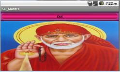 Sai Mantra - Audio screenshot 1/2