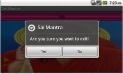Sai Mantra - Audio screenshot 2/2