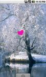Lovely Winter Live Wallpaper screenshot 3/4
