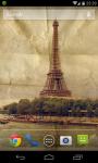 Paris Live wallpaper HD screenshot 1/5