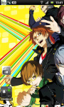 Persona 4 Live Wallpaper 1 screenshot 1/4