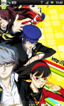 Persona 4 Live Wallpaper 1 screenshot 2/4