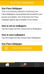 OnePiece Wallpapers HD screenshot 2/6