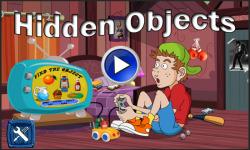 Android Hidden Objects screenshot 1/6