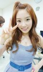 Girls Generation Taeyeon Cute Wallpaper screenshot 1/6