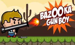 Bazooka Gun Boy screenshot 1/4