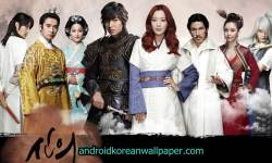 Korean Drama Faith Wallpaper screenshot 1/6