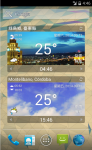 IC Weather Widget - Classic screenshot 1/4