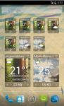 IC Weather Widget - Classic screenshot 2/4
