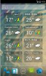 IC Weather Widget - Classic screenshot 3/4