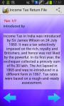 Income Tax Return File Filling screenshot 2/3