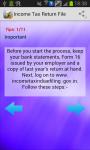 Income Tax Return File Filling screenshot 3/3