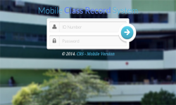 Mobile Class Record Tablet Version screenshot 6/6