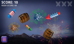 Fireworks Finger Fun Free screenshot 3/3