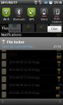 File Lock Manager Pro screenshot 2/6