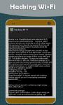 Wifi Hacker Simulator screenshot 1/5