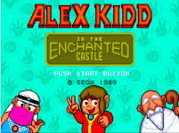 Alex Kidd screenshot 5/6