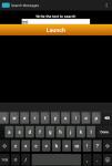 Search messages screenshot 1/2