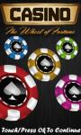 Casino The Wheel Of Fortune screenshot 1/1