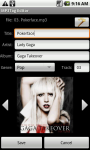MP3 Tag Editor Free screenshot 4/6