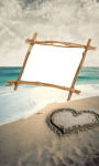 Pic of Beach  photo frame screenshot 1/4