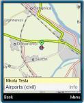 Serbiamap Mobile screenshot 1/1