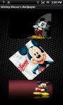 Micky Mouse Wallpaper screenshot 1/4