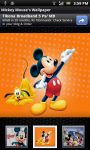 Micky Mouse Wallpaper screenshot 2/4
