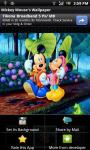 Micky Mouse Wallpaper screenshot 3/4
