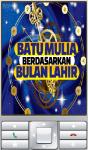 Batu Mulia Berdasarkan Bulan Lahir screenshot 1/2